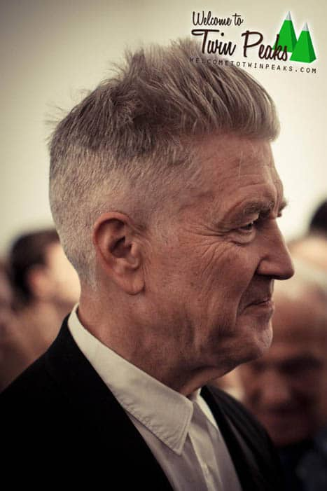 David Lynch at Jack Tilton Gallery, New York (2) by Pieter Dom