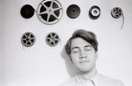 A young David Lynch by C.K. Williams