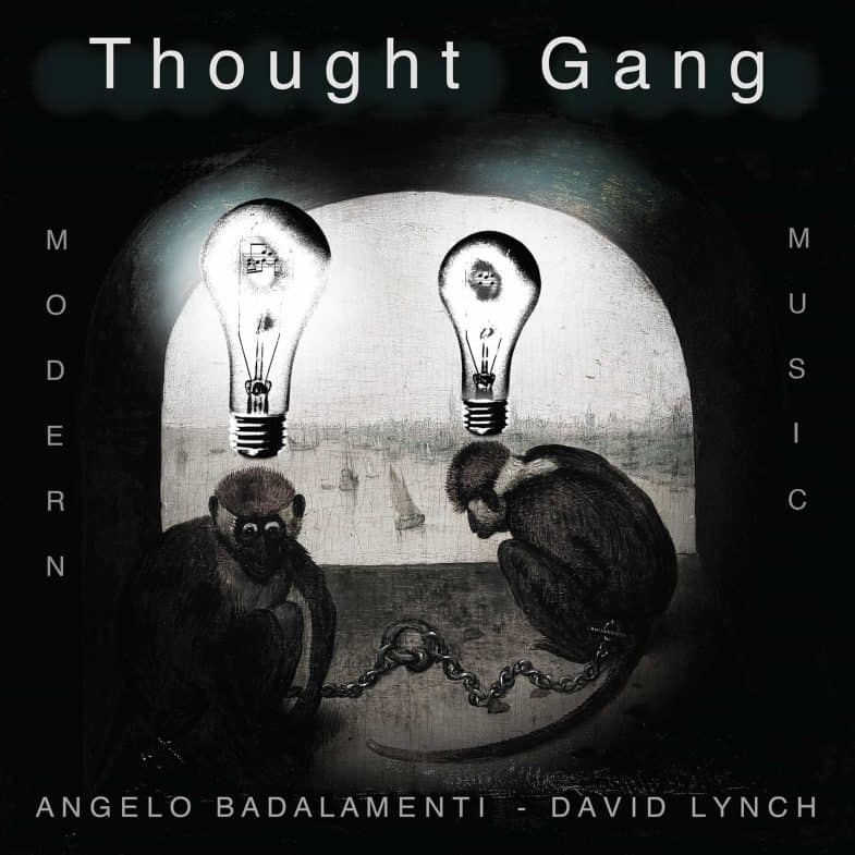 David Lynch & Angelo Badalamenti - Thought Gang