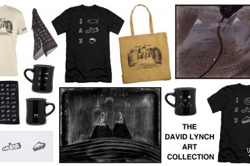 The David Lynch Art Collection via Showtime
