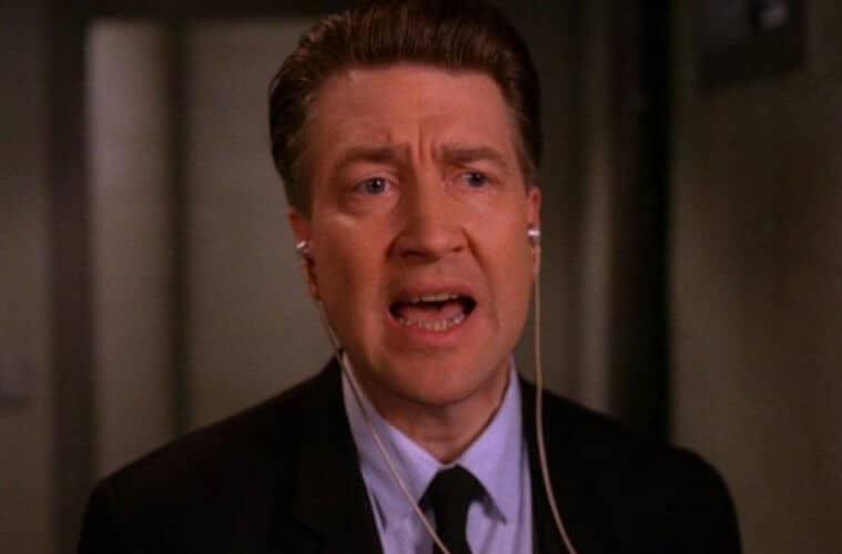 David Lynch as Gordon Cole