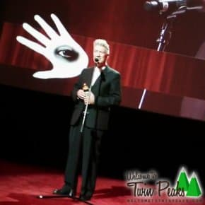 David Lynch Accepts Camerimage Lifetime Achievement Award for Directing (Video)