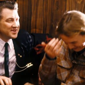 The Birth Of The Log Lady According To David Lynch And Catherine E. Coulson