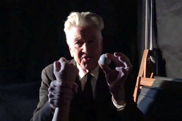 David Lynch Comic-Con 2017 video