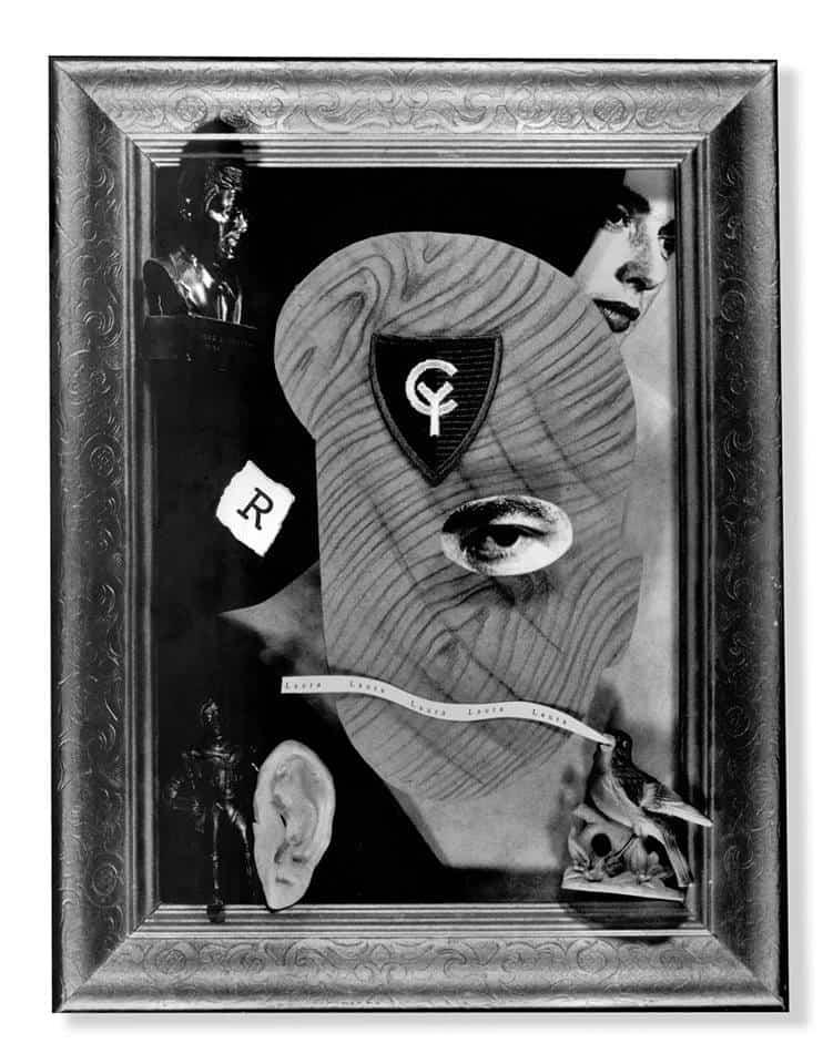 David Lynch collage by David Cowles