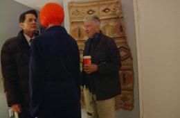 David Lynch directs Kyle MacLachlan & Laura Dern in Twin Peaks: Part 18