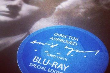 David Lynch approved version of Eraserhead