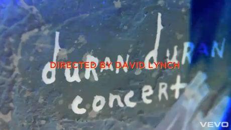 David Lynch Duran Duran