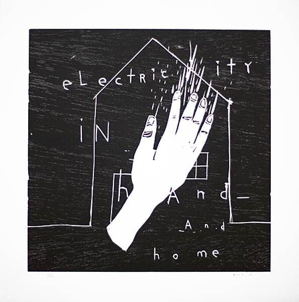 David Lynch - Electricity in Hand and Home