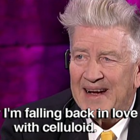 David Lynch Is Falling Back In Love With Film, But Keeps Movie Plans Top Secret