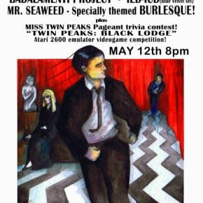 David Lynchfest 2012: Music, Trivia, Burlesque And Black Lodge 2600