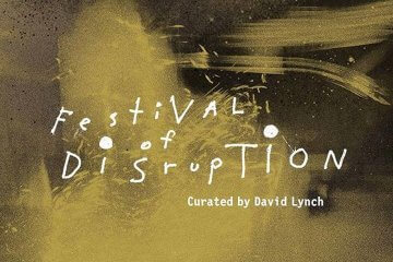 David Lynch's Festival of Disruption 2018 in Brooklyn, New York City