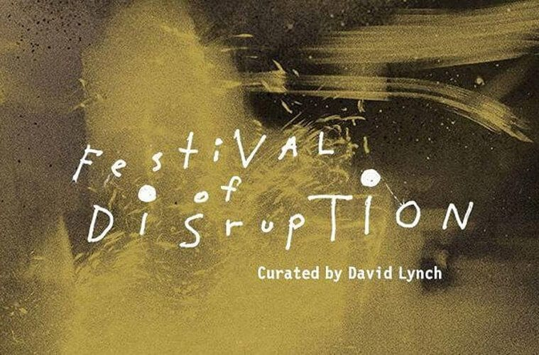 David Lynch's Festival of Disruption 2018 in Brooklyn, New York City