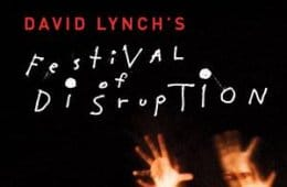 David Lynch Festival of Disruption 2016