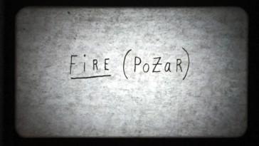 David Lynch Fire (Pozar) 2015