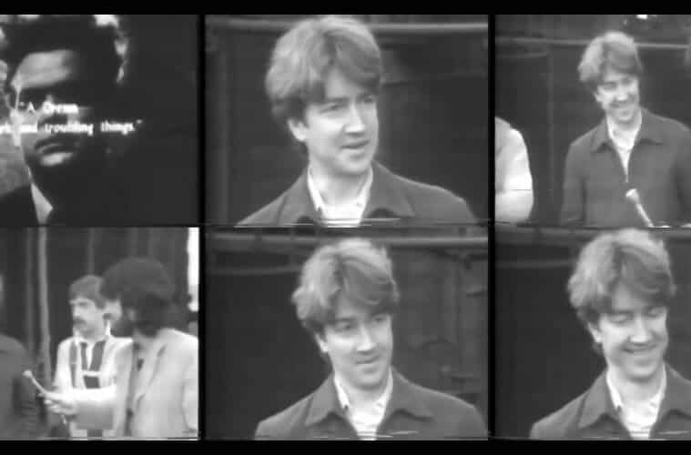 David Lynch on Eraserhead video interview 1979