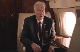 David Lynch as Gordon Cole in Twin Peaks