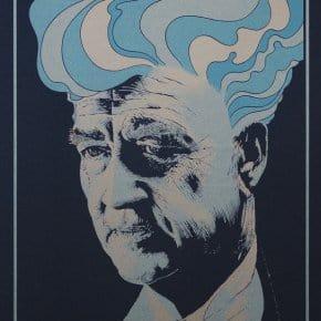 David Lynch (Interstellar Blue) - Chuck Sperry
