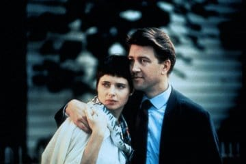 David Lynch & Isabella Rossellini in Zelly and Me