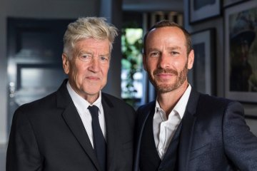 David Lynch on KCRW (October 2017)