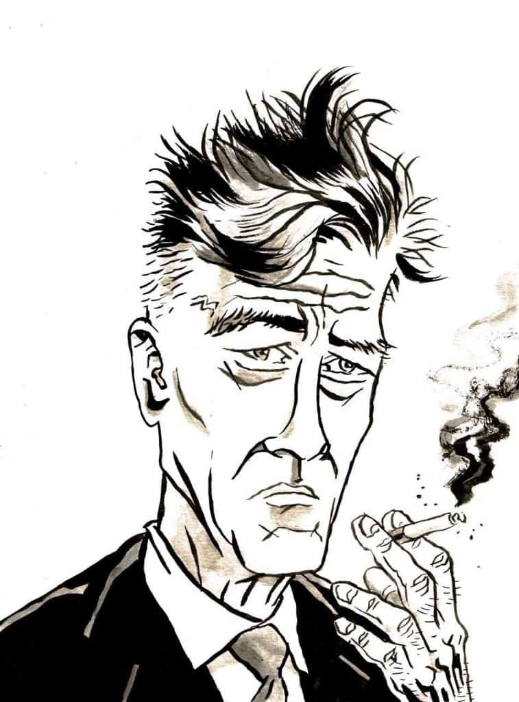 David Lynch by Kurt Belcher