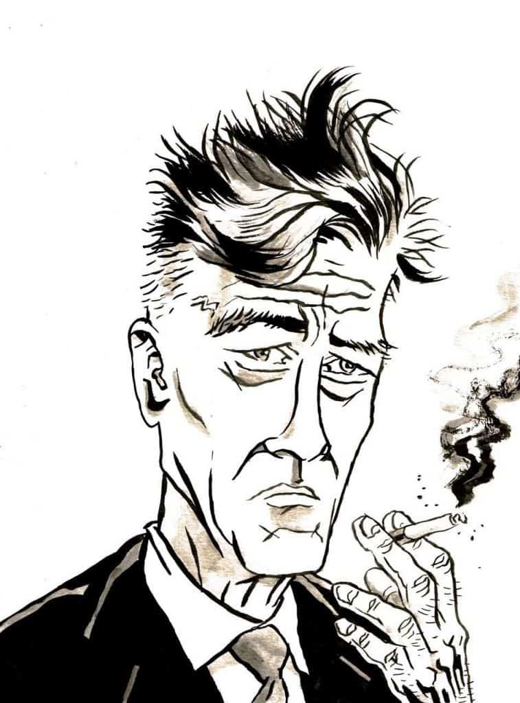David Lynch by Kurt Belcher