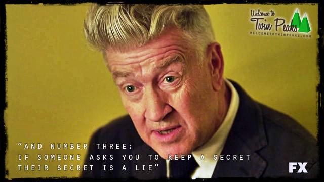 David Lynch on Louie / Louis CK