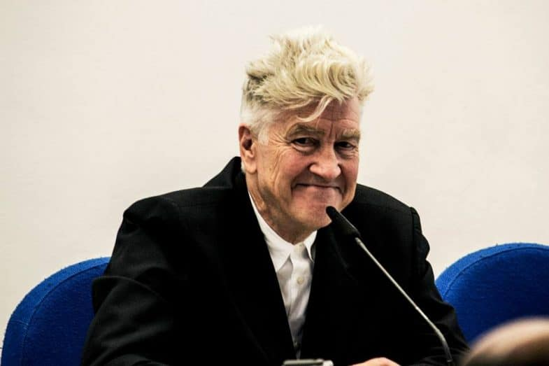 David Lynch by Francesca Pucci