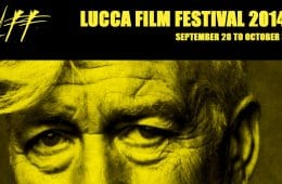 David Lynch Lucca Film Festival 2014