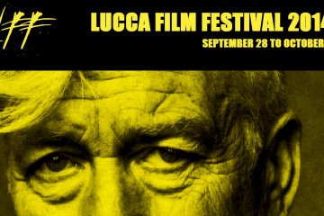 David Lynch Lucca Film Festival 2014