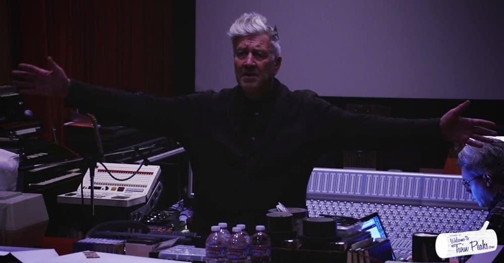 David Lynch in Film Q&A