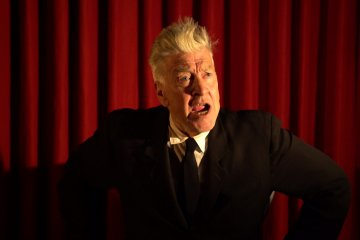David Lynch's acceptance video for the 2017 Edward MacDowell Medal