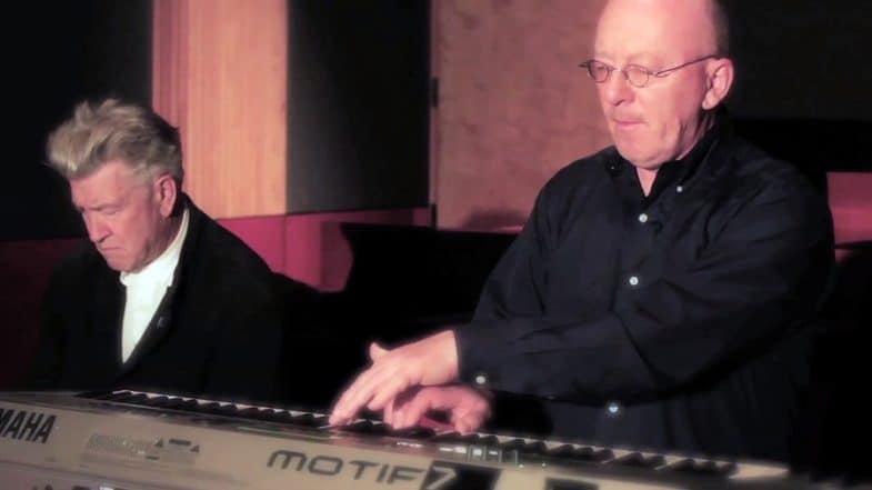 David Lynch and Marek Zebrowski - Live improvisation of Polish Night Music