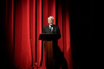 David Lynch's speech at the new Twin Peaks world premiere