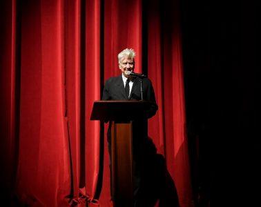 David Lynch's speech at the new Twin Peaks world premiere