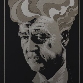 David Lynch (Satin Black) - Chuck Sperry