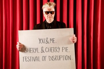 Be David Lynch's VIP guest at the 2017 Festival of Disruption