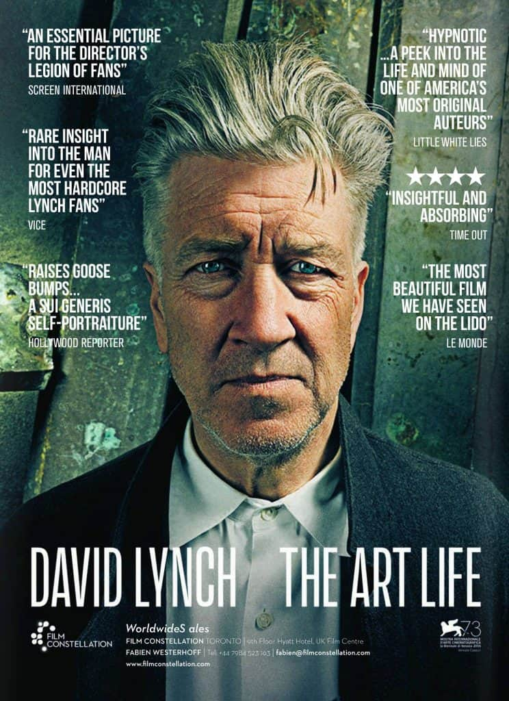 David Lynch: The Art Life (poster)