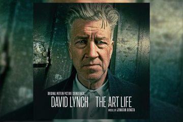 David Lynch: The Art Life soundtrack by Jonathan Bengta