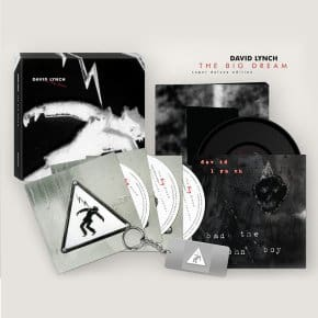 David Lynch - The Big Dream: Super Deluxe Edition With Instrumentals And Remixes By Bastille, Hot Since 82, Venetian Snares
