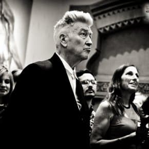 Exclusive Virtual Visit To David Lynch: The Unified Field At PAFA And A 30 Second Hyperlapse Of The Entire Exhibition