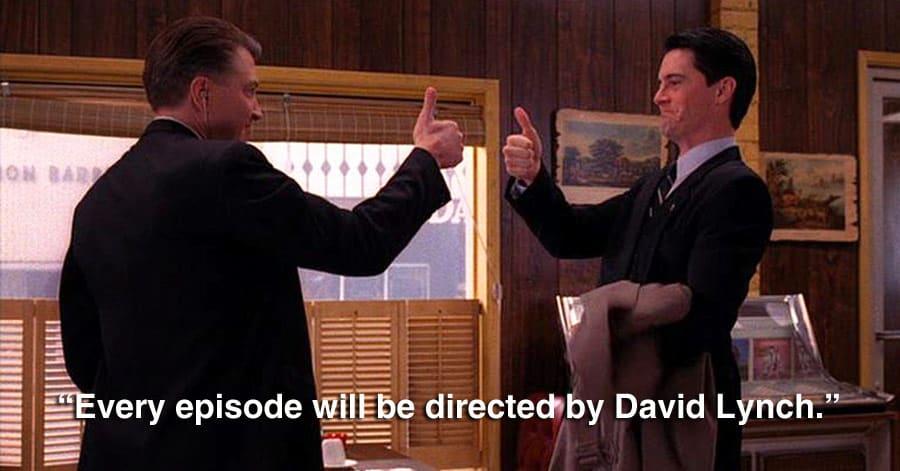 David Lynch returns to direct Twin Peaks