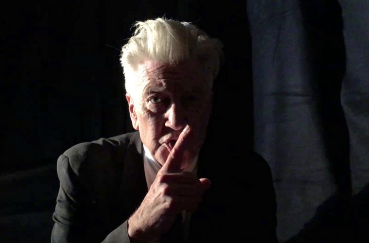 David Lynch's message for Wowow