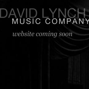 New davidLynch.com