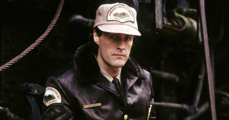 Deputy Andy Brennan in Twin Peaks