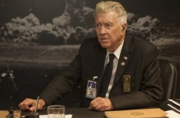 David Lynch as FBI Deputy Director Gordon Cole
