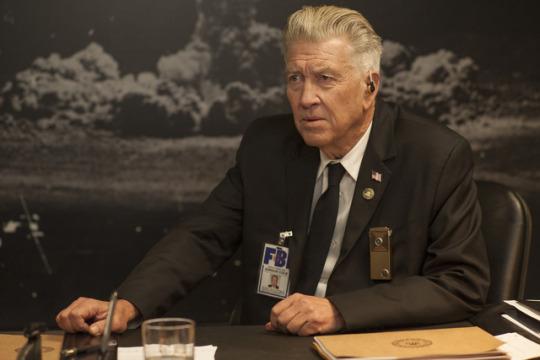 David Lynch as FBI Deputy Director Gordon Cole