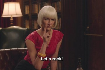 Diane - Let's rock!