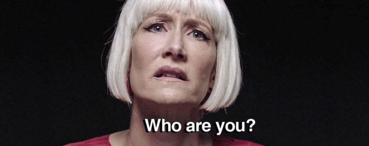 """Diane: """"Who are you?"""""""