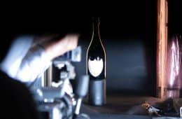 Dom Perignon by David Lynch